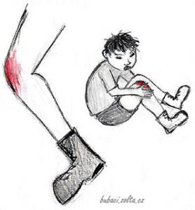 Krvavé koleno